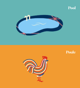 Pool Poule - My Name is Good
